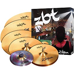 Zildjian ZBT 390 Series Super Cymbal Pack (ZBTP390-SP)