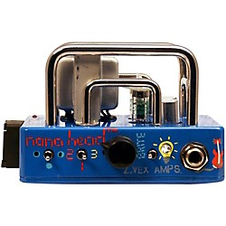 Zvex Nano Head Tube Guitar Amp Head (NATA)
