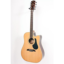 alvarez RD170CE REGENT Series Dreadnought Acoustic-Electric Cutaway Guitar (USED007001 RD170CE)