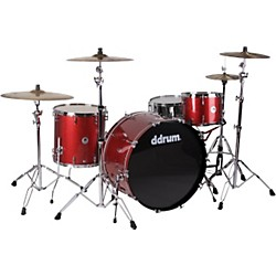 ddrum Carmine Appice ES Limited Edition 4-piece Shell Pack (Carmine Appice KIT)