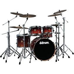ddrum Dios Ash 5-Piece Shell Pack (DS A 22 5 - SP-KIT)