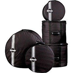 ddrum Player Series Drum Bag Set (DDBAGPLAYERBLK)
