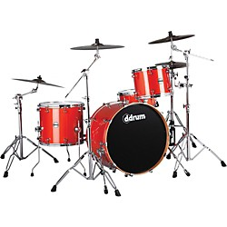 ddrum Reflex Rock 24 4-Piece Shell Pack (REFLEX4244PCOSPK)