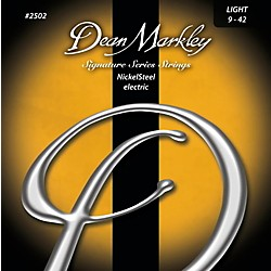 dean markley 2502 Light NickelSteel Electric Guitar Strings (2502)