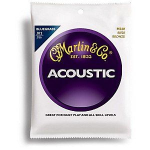 Martin-M240-80-20-Bronze-Round-Wound-Bluegrass-Medium-Light-Acoustic-Guitar-Strings-Standard