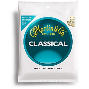Martin-M220-Classic-Bronze-Wound-Nylon-Acoustic-Guitar-Strings-Standard