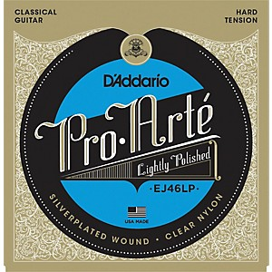 D-Addario-EJ46LP-Pro-Arte-LP-Composites-Hard-Classical-Guitar-Strings-Standard