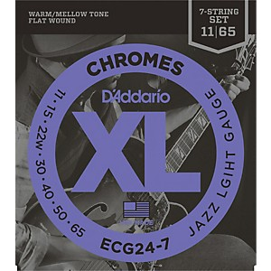D-Addario-ECG24-7-7-String-Chrome-Flat-Wound-Electric-Guitar-Strings-Standard