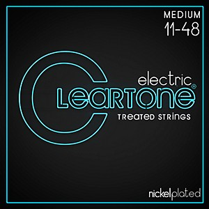 Cleartone-Nickel-Plated-Medium-Electric-Guitar-Strings-Standard