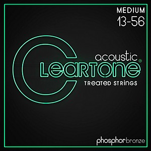 Cleartone-Coated-Phosphor-Bronze-Medium-Acoustic-Guitar-Strings-Standard