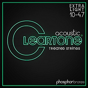 Cleartone-Coated-Phosphor-Bronze-Ultra-Light-Acoustic-Guitar-Strings-Standard