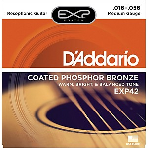 D-Addario-EXP42-Coated-Phosphor-Bronze-Resophonic-Guitar-Strings-Standard