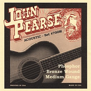 John-Pearse-700M-Bronze-Acoustic-Guitar-Strings-Standard