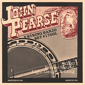 John-Pearse-1700L-Light-Banjo-Strings-Standard
