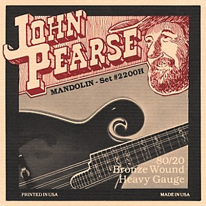 John-Pearse-2200H-Heavy-Gauge-Mandolin-Strings-Standard