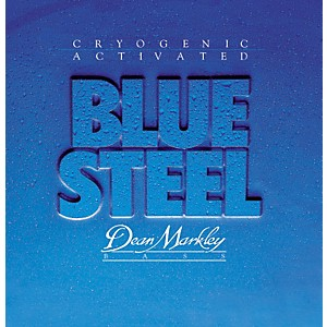 Dean-Markley-2674-Blue-Steel-Cryogenic-Medium-Light-Bass-Strings-Standard