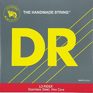 DR-Strings-Lo-Rider-H-120-Low-B-5th-Bass-String-Standard