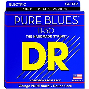 DR-Strings-PHR11-Pure-Blues-Nickel-Heavy-Electric-Guitar-Strings-Standard