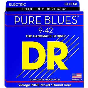 DR-Strings-PHR9-Pure-Blues-Nickel-Light-Electric-Guitar-Strings-Standard