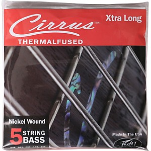 Peavey-Cirrus-Stainless-Steel-Strings-5XL-Standard