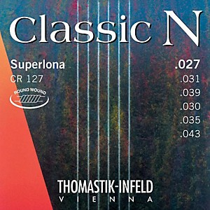 Thomastik-CF127-N-Series-Nylon-Guitar-Strings---Normal-Tension-Standard