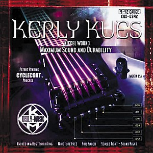 Kerly-Music-Kerly-Kues-Nickel-Wound-Electric-Guitar-Strings---Light-Standard