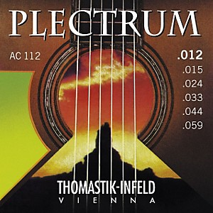 Thomastik-AC112-Plectrum-Bronze-Acoustic-Strings-Medium-Light-Standard