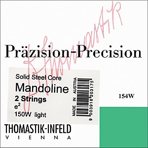 Thomastik-154W-Tin-plated-Steel-Flatwound-Mandolin-Strings-Standard
