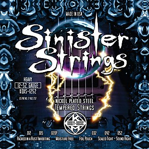 Kerly-Music-Sinister-Strings-Nickel-Wound-Electric-Guitar-Strings---Heavy-Standard
