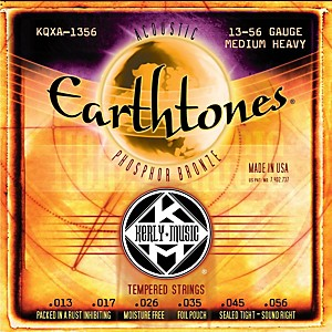 Kerly-Music-Earthtones-Phosphor-Bronze-Acoustic-Guitar-Strings---Medium-Heavy-Standard