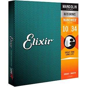 Elixir-Light-Nanoweb-Mandolin-Strings-Standard