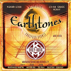 Kerly-Music-Earthtones-Phosphor-Bronze-Acoustic-Guitar-Strings---Heavy-Standard