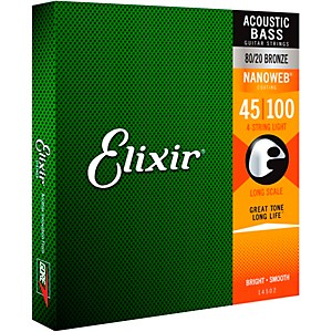 Elixir-Nanoweb-Light-Acoustic-Bass-Strings-Standard