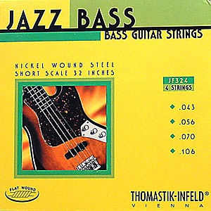 Thomastik-JF324-Flatwound-Short-Scale-4-String-Jazz-Bass-Strings-Standard