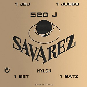 Savarez-520J-Super-High-Tension-Acoustic-Guitar-Strings-Standard
