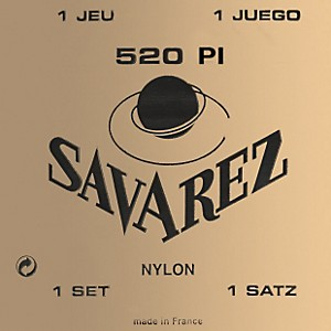 Savarez-Traditional-520P1-High-Tension-Classical-Guitar-Strings-Standard