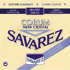 Savarez-Corum-New-Cristal-500CJ-High-Tension-Strings-Standard