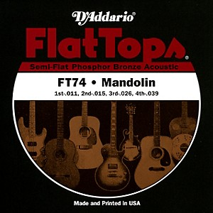 D-Addario-FT74-Flat-Tops-Phosphor-Bronze-Mandolin-Strings-Medium-Standard