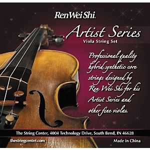 Ren-Wei-Shi-Artist-Viola-String-Set---15--or-Greater-Scale-Standard