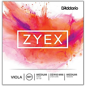 D-Addario-Zyex-4-4-Viola-String-Set-Medium-Scale-Medium