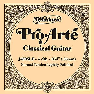 D-Addario-J45-A-5-Pro-Arte-Composites-Normal-LP-Single-Classical-Guitar-String-Standard