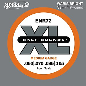 D-Addario-ENR72-Half-Rounds-Medium-Bass-Strings-Standard