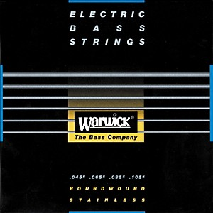 Warwick-Red-Label-Stainless-Wound-Medium-Light-4-String-Bass-Strings-Standard