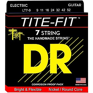 DR-Strings-Tite-Fit-LT7-9-Lite-7-String-Nickel-Plated-Electric-Guitar-Strings-Standard