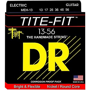 DR-Strings-Tite-Fit-MEH-13-Mega-Heavy-Nickel-Plated-Electric-Guitar-Strings-Standard