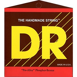DR-Strings-HM-DR-MUSIC-PM12-PRE-ALLOY-PHOS-BRZ-MED-ACOUS-STR-Standard