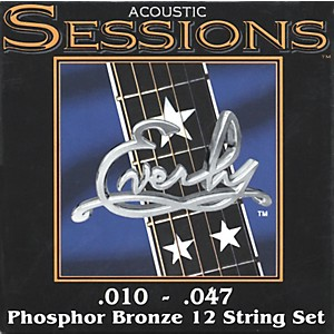 Everly-7210-12XL-Acoustic-Sessions-Phosphor-Bronze-Extra-Light-12-String-Guitar-Strings-Standard