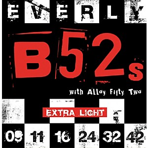 Everly-B-52-Rockers-Alloy-Extra-Light-Electric-Guitar-Strings-Standard