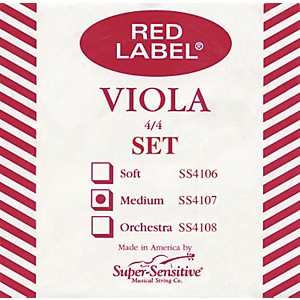 Super-Sensitive-Red-Label-Viola-String-Set-Full