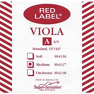Super-Sensitive-Red-Label-Viola-A-String-Full